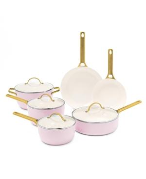 Greenpan Padova Reserve 10-Pc. Ceramic Nonstick Cookware Set