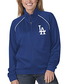 Los Angeles Dodgers Women's Power Play Track Jacket