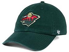 Minnesota Wild CLEAN UP Cap