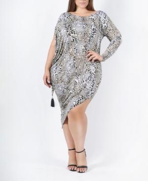 Jenny Plus Size Women's Dress