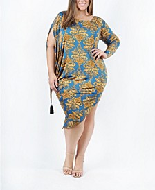 Jenny Plus Size Women's Dress
