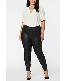 Women's Plus Size Ami Skinny Pants in Ponte Knit