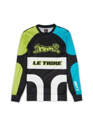Men's Moto Turns Long Sleeve T-shirt