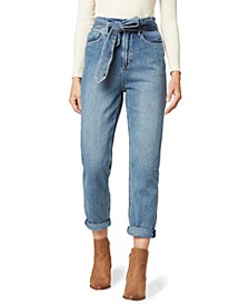 Brinkley Cotton Boyfriend Jeans