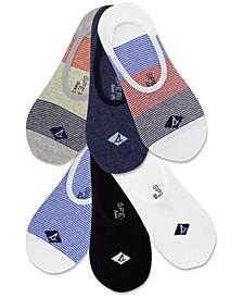 Men's 6-Pk. Assorted Signature Liner Socks