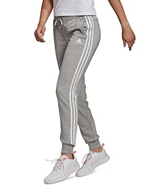 Women's Essentials 3 Stripes Track Pants