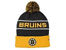 Youth Boston Bruins 2020 Rinkside Pom Knit Hat