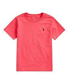 Toddler Boys Crewneck T-shirt