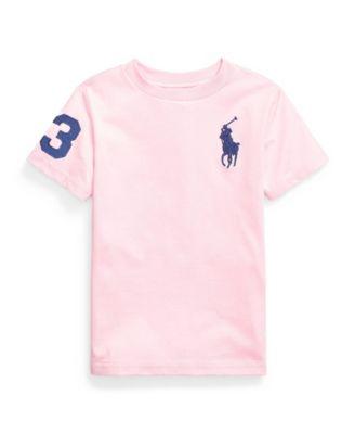 폴로 랄프로렌 Polo Ralph Lauren Toddler Boys Big Pony T-shirt