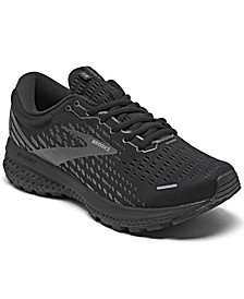 Women's Ghost 13 Wide Width Running Sneakers from Finish Line