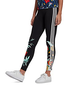 Women's HER Studio Floral-Print Leggings
