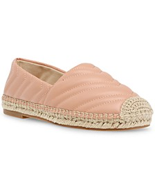 Women's Winnow Quilted Espadrille Flats