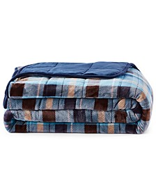 3-Piece Weighted Blanket or Comforter Set, Twin