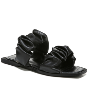 Women's Iggy Ruched-Strap Sandals Women's Shoes