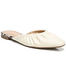 Women's Odena Ruched Mules