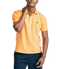 Men's Classic-Fit Performance Deck Polo Shirt