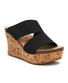 Beach By Women's Bare All Wedge