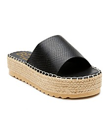 Beach By Women's Freshwater Platform Sandal