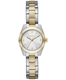 Women's Nolita Two-Tone Stainless Steel Bracelet Watch 26mm
