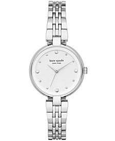 Annadale Stainless Steel Bracelet Watch 30mm