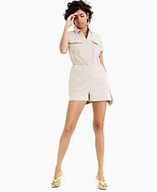 Utility Romper, Created for Macy's