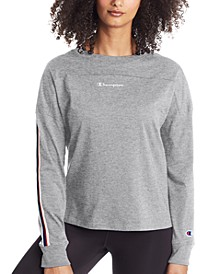 Women's Campus Logo Long-Sleeve Shirt