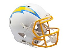 Los Angeles Chargers Speed Authentic Helmet
