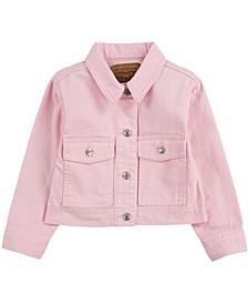 Big Girls Trucker Jacket
