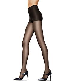 Women's   Silk Reflections Control Top Reinforced Toe Pantyhose Sheers 718
