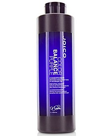 Color Balance Purple Conditioner, 33.8-oz., from PUREBEAUTY Salon & Spa