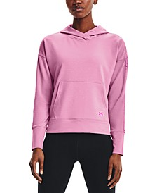 Women's Rival Terry Taped Hoodie