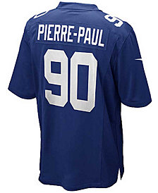 Nike Kids' Jason Pierre-Paul New York Giants Game Jersey, Big Boys (8-20)
