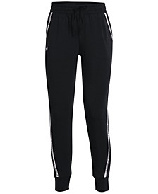 Women's Rival Terry Taped Full Length Pants