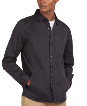 Barbour Shirts MEN'S DUNROBIN OVERSHIRT
