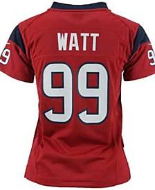 Nike Kids' JJ Watt Houston Texans Game Jersey, Big Boys (8-20)