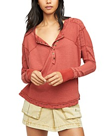 Heart to Heart Henley Top
