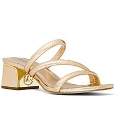 Lana Strappy Sandals