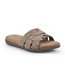 Women's Freddie Slide Sandals