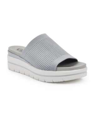 Women's Typhoon Platform Wedge Slide Sandals Women's Shoes