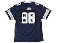 Youth Dallas Cowboys Game Jersey - Ceedee Lamb