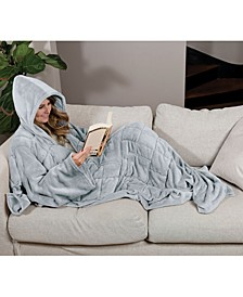 Wearable Weighted Snuggle Blanket