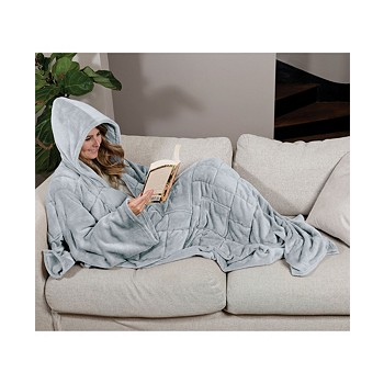 Ella Jayne Wearable Weighted Snuggle Blanket