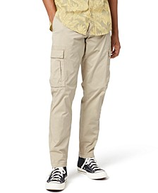 Men's Alpha Tapered-Fit Smart 360 Tech Stretch Cargo Pants