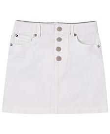 Big Girls Denim Skirt