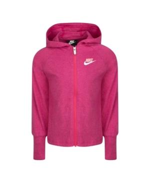 Nike LITTLE GIRLS ESSENTIALS FULL ZIP