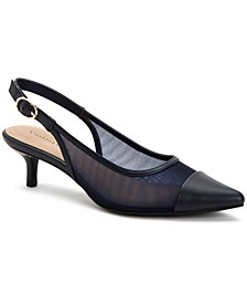 Galleyy Mesh Pumps, Created for Macy's