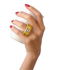 '2-Carat Cup' Ring Style Mug