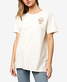 Juniors' Bounty Cotton T-Shirt