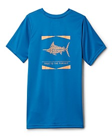 Big Boys PFG Offshore Short Sleeve T-shirt