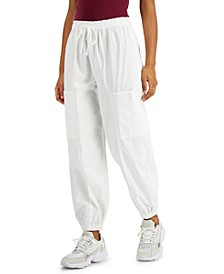 Juniors' Cargo Jogger Pants